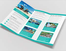 #15 for Tri-fold Brochure for cafe Open 6 days left by naveedkamran22