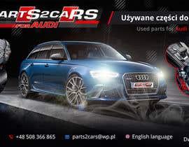#37 for Nowy szablon ALLEGRO dla firmy parts2cars / części do AUDI by creative2pl
