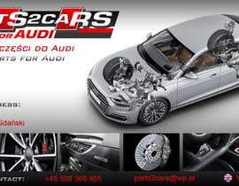 #31 for Nowy szablon ALLEGRO dla firmy parts2cars / części do AUDI by ssikora