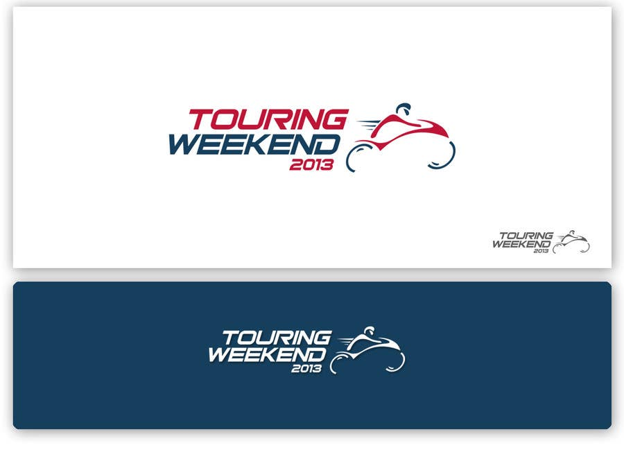 #7 for Logo Design for Touring Weekend 20xx by gfxbucket