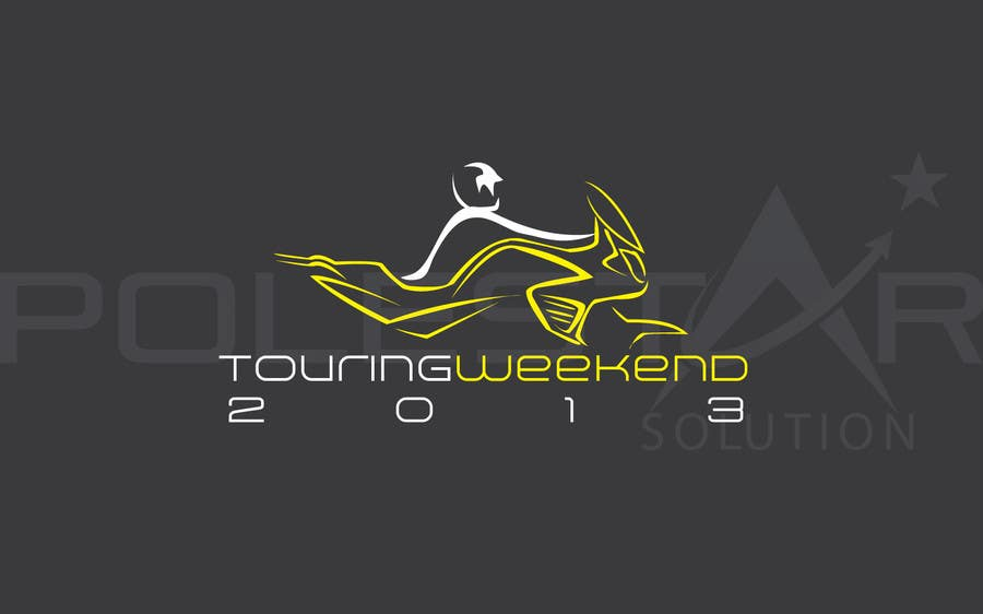 #59 for Logo Design for Touring Weekend 20xx by phyreinnovation