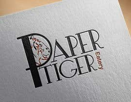 """#15 for Restaurant name """"Paper Tiger"""" Eatery by zinebboutlane92"""