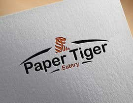 """#17 for Restaurant name """"Paper Tiger"""" Eatery by zinebboutlane92"""