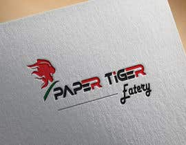 """#8 for Restaurant name """"Paper Tiger"""" Eatery by ituhin750"""