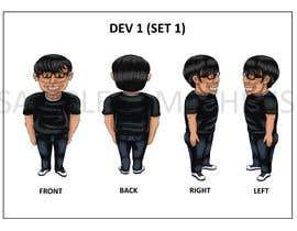 Nro 27 kilpailuun Design Some 2D models for video game käyttäjältä E1matheus