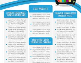 "#16 for Create a marketing flyer (jpeg & PDF) for the ""Social Media Show Lab"" by ArbazAnsari"