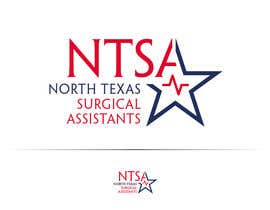 #45 untuk Logo Design for North Texas Surgical Assistants oleh krustyo