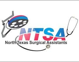#149 para Logo Design for North Texas Surgical Assistants por crotonicsol