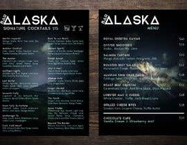 #86 for Bar Alaska Menu by jesusrojas452