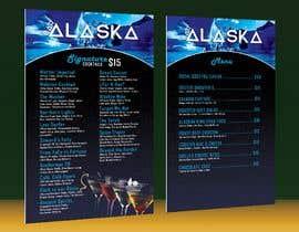 #78 for Bar Alaska Menu by jbktouch