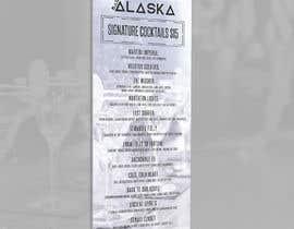 #94 for Bar Alaska Menu by deyali