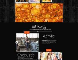 #27 for Fine art website by rezaulislam80