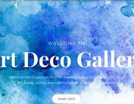#9 for Fine art website by wpcore