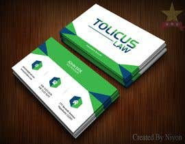 #100 for Business Card Design by Niyonbd