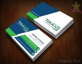 #104 for Business Card Design by Niyonbd