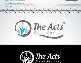 """#214 for Create a Logo for """"The Acts 4 Foundation"""" by Zerooadv"""