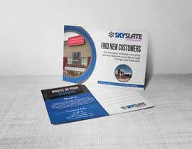 nº 45 pour SkySlate Design a Small Business Postcard par Akashsky688