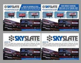 #8 for SkySlate Design a Auto Dealer Postcard by maidang34