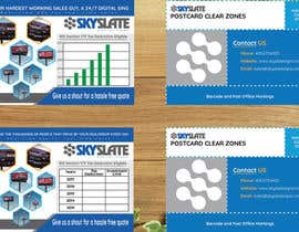 #13 for SkySlate Design a Auto Dealer Postcard by ziaultuba16