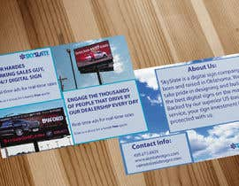 #25 for SkySlate Design a Auto Dealer Postcard by afnan060