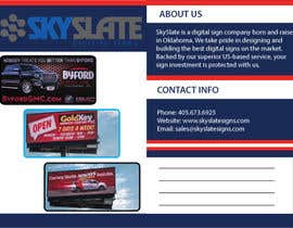 #17 for SkySlate Design a Auto Dealer Postcard by tlcjulafa