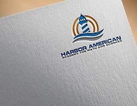 #15 for Logo design for Harbor American School for Math and Sciences by amirmiziitbd