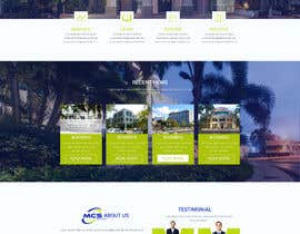 #29 for Create Modern design for website by Dmamun18