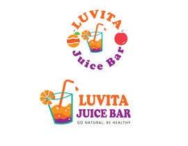 #14 for Design a Logo for a Juice Bar by siamponirmostofa