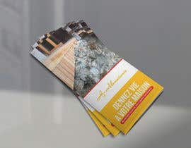#14 for sales brochure by meenastudio