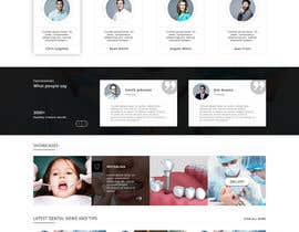 #119 for Build a website for a Swedish dental clinic by suvenjitpal