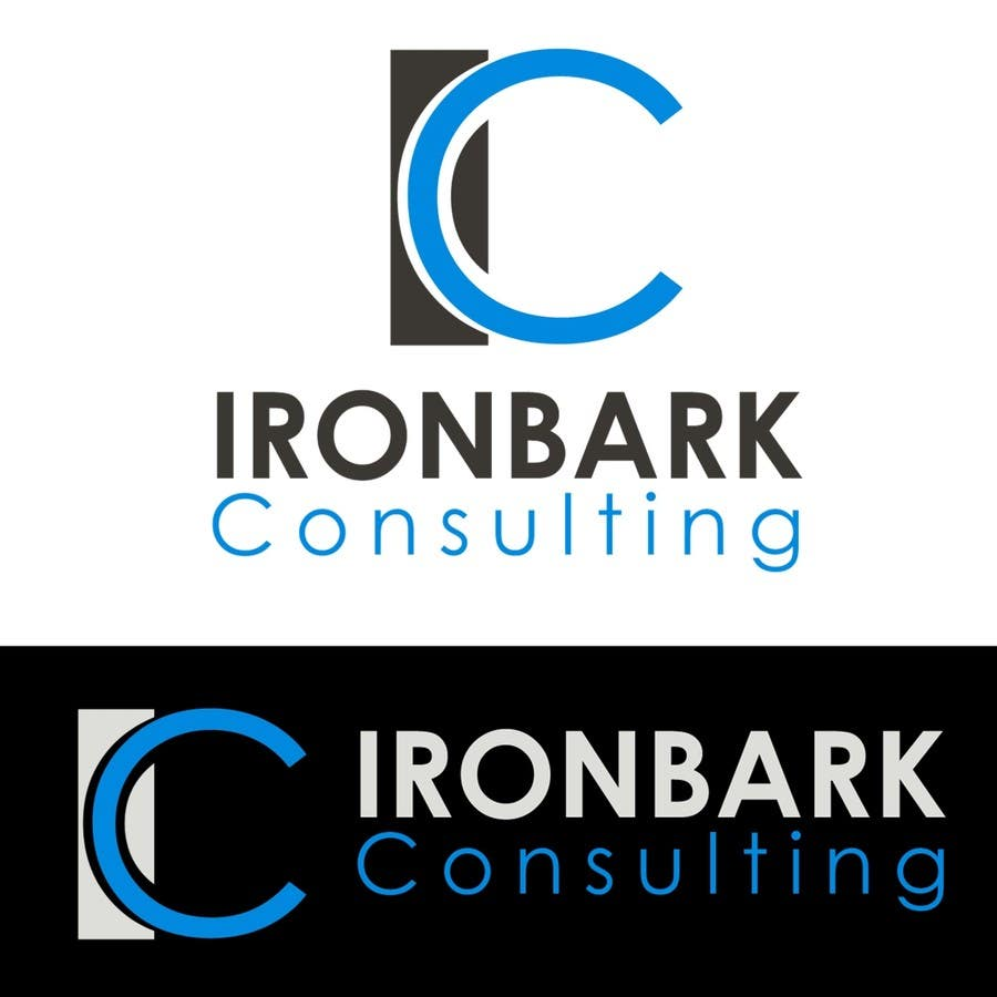 #6 for Logo Design for Ironbark Consulting by Frontiere