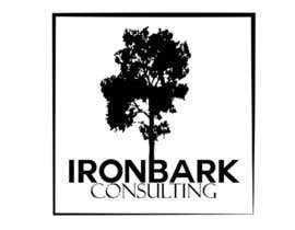 #23 para Logo Design for Ironbark Consulting por Udioica1