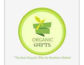 #15 for Design a logo for a website about Organic Gifts for Newborns by Cloudea