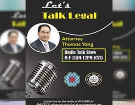 #53 for Radio talk show flyer by khannaeem