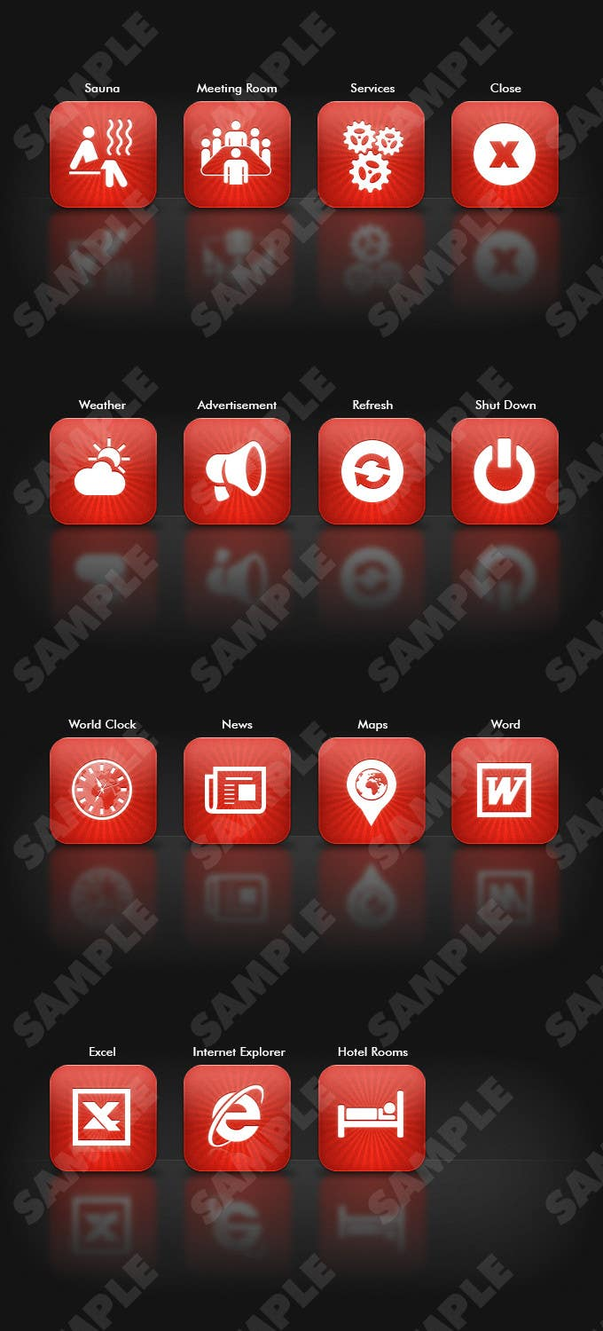 #10 for Icon or Button Design for Sazu Technologies by liviug