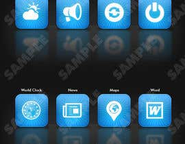 #9 for Icon or Button Design for Sazu Technologies by liviug