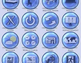 #17 cho Icon or Button Design for Sazu Technologies bởi dynamiteboy80