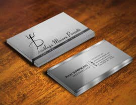 #166 for Design a Business Card by projapotigd