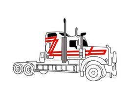 #17 for Vector design of a truck by TheFaisal