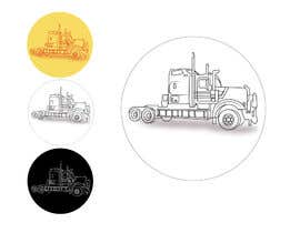 #6 for Vector design of a truck by Sultana76