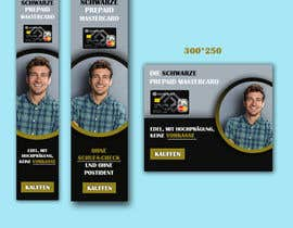 #21 untuk Design a set of advertising banner oleh sam9996