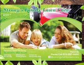 #33 for Design a lawn care flyer by Samuyel123
