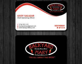 #178 for Backyard Mary Mktg Materials by seeratarman