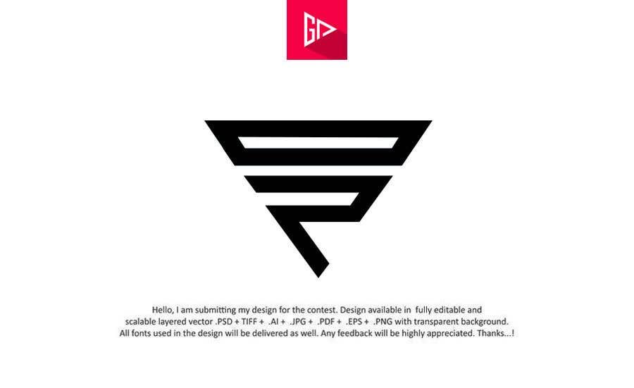 Entry 87 By Graphicspolestar For Monogram Lettermark Logo Design Freelancer