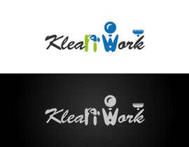 #155 for Design a logo for a cleaning company by skaiger444