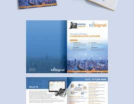 #12 for Wireless Internet Brochure by adarshdk