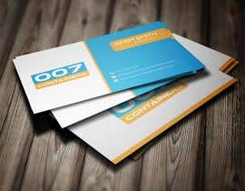 #182 for Design some Business Cards by wefreebird