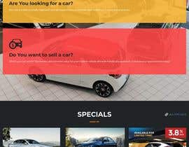 #6 for UI / UX Design for car marketplace website by Graphicans