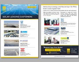 #40 for Design corporate brochure for a solar and energy company by AthurSinai