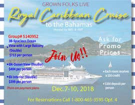 #1 for Cruises flyer2 by alizaever